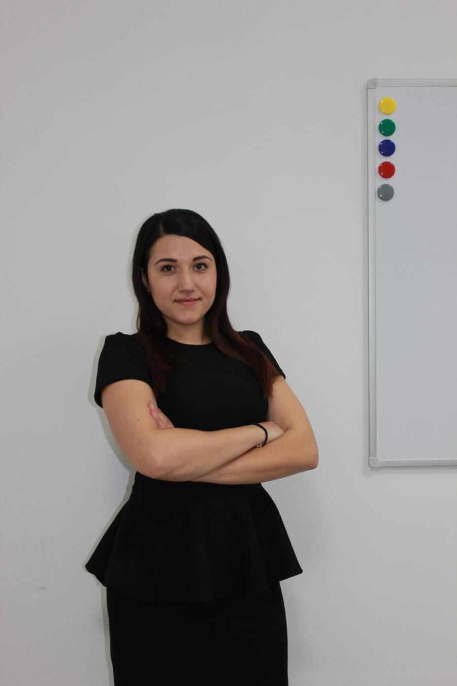 Токарева Алина